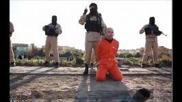 اعدام وحشیانه سِه پیشمرگه کورد بدست داعش  سوریه