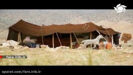 ترانه بسیار زیبای ترکی قشقایی گروه همخوانی قشقایی  شیراز