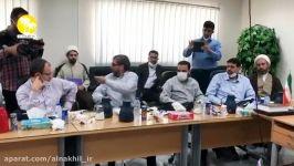 مجادله نماینده سمنان استاندار خوزستان..دعوای زرگری یا دلسوزی برای خوزستان