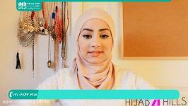 آموزش بستن شال روسری  بستن شال روسری  بستن روسری 02128423118