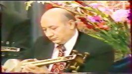 استاد عبدالوهاب شهیدی استاد جلیل شهناز، ساز آواز