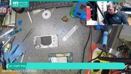 آموزش تعمیر موبایل  تعمیر موبایل سامسونگ  تعمیرات گوشی موبایل  تعمیر گوشی