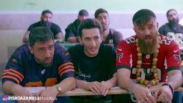 کلیپ خنده دار جدید باحال، کلیپ خنده دار، رقص چهار جوان ایرانی باحال ایرانی