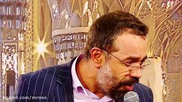 حاج محمود کریمی  مولودی خوانی برای امام رضا علیه السلام