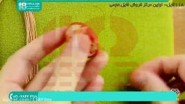 آموزش مکرومه بافی  دستبند مکرومه  کیف مکرومه بافی  مکرومه قلاب بافی