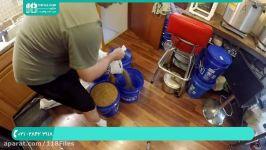 آموزش پرورش قارچ  پرورش قارچ خوراکی  پرورش قارچ  فیلم پرورش قارچ
