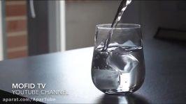 چه زمانی نوشیدن آب موجب نفخ می شود؟