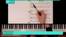 آموزش پیانو  تصویری پیانو  پیانو زدن  پیانو مبتدی  پیانو نوازی 02128423118