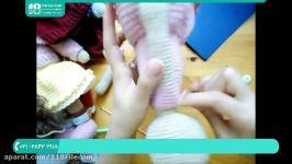 عروسک بافی  عروسک بافتنی قلاب  بافت عروسک  عروسک بافتنی  بافتن عروسک