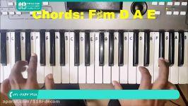 آموزش پیانو نوازی  نواختن پیانو  پیانو  پیانو کلاسیک  پیانو نوازی ایرانی