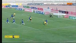 گل های بازی استقلال خوزستان 1 3 سپاهان اصفهان
