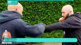 آموزش دفاع شخصی  دفاع شخصی پیشرفته  کلیپ دفاع شخصی  مبارزات دفاع شخصی