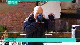 آموزش دفاع شخصی  مبارزات دفاع شخصی  دفاع شخصی خیابانی 02128423118