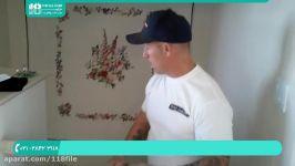 دانلود فیلم آموزش رنگ امیزی ساختمان  نقاشی ساختمان غلطک  رنگ آمیزی ساختمان