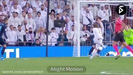 لوکا مودریچ یک اسطوره رئال مادریدی