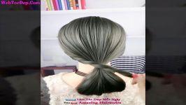 آموزش بافت مو NEW Easy Hairstyles For 2020 ️10 Braided Back To School HEATLESS