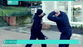 فیلم آموزش دفاع شخصی مبارزات دفاع شخصی دفاع شخصی خیابانی
