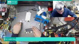 آموزش کامل تعمیرات موبایل  تعمیر موبایل  تعمیر موبایل سامسونگ 02128423118