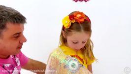 ناستیا ناستیا لباس جدید مهمانی پدرش ماجراهای ناستیا استیسی ناستیا استیسی