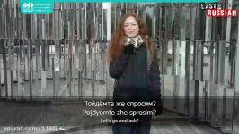 آموزش زبان روسی  مکالمه زبان روسی  یادگیری زبان روسی 0 تا 100 زبان روسی