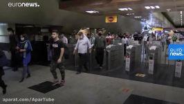 اعمال محدودیتهای جدید کرونایی شنبه در تهران؛ ۱۸۳ نفر دیگر جان باختند…