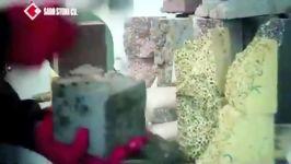 سنگ انتیک سنگ مصنوعی سنگ دکوراتیو نحوه تولید سنگ مصنوعی