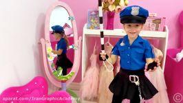 ناستیا ناستیا ماجرای پلیس شدنش ماجراهای ناستیا استیسی ناستیا استیسی