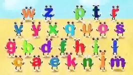 ترانه های کودکانه ...یادگیری حروف الفبای انگلیسی