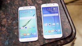Samsung Galaxy S6 vs Samsung Galaxy S6 edge