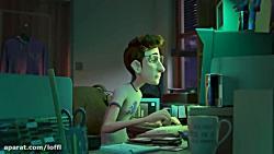 CGI Animated Short Film Sleep Mode by The Animation School