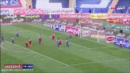 خلاصه بازی پرسپولیس 2 1  استقلال 2 4 نیمه نهایی جام حذفی