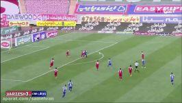 جام حذفی  خلاصه بازی پرسپولیس 2 1  استقلال 2 4
