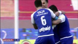 خلاصه بازی استقلال 2 پرسپولیس 2 جام حذفی