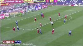 خلاصه بازی استقلال 6 پرسپولیس 3 جام حذفی