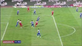 خلاصه بازی پرسپولیس  استقلال   نیمه نهایی جام حذفی 98 99