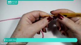 آموزش بافت لباس بچگانه  بافت لباس بچگانه  بافتنی لباس کودک 02128423118