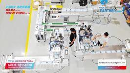 دستگاه تولید ماسک پزشکی  خط تولید ماسک n95 ماشین سازی