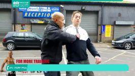آموزش دفاع شخصی  دفاع شخصی خیابانی  مبارزات دفاع شخصی دفاع در مقابل چاقو
