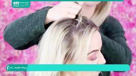 آموزش بافت مو  مدل بافت مو  بافت مو  بافت مو دخترانه  بافت مو ساده