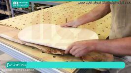 آموزش ساخت میز رزین  ساخت میز چوبی  ساخت میز اپوکسی میز بیضی