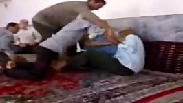 دعوای پیرمرد ها در یکی مسجد اراک اراک