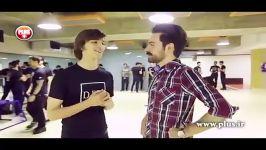 ویدئویی تمرین کَت واک مدل های هفته مُد تهران