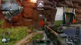 گیم پلی مولتی پلیر Black Ops 3  گیم پلی شات گان باز