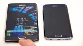 Samsung Galaxy S6 edge vs. Samsung Galaxy Note Edge