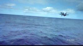 هواپیمای ناونشین اف 18 هورنت زنبور سرخ