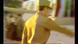مراسم تحلیف دانشگاه افسری در دهه شصت