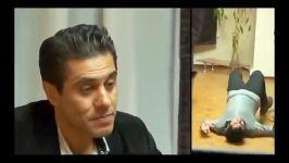 دوربین مخفی شوخی افشین پیروانی، بازیکن سابق فوتبال