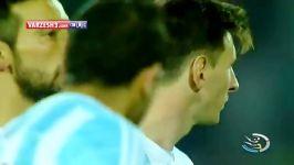 رسمی خدا حافظی لیونل مسی تیم ملی آرژانتین