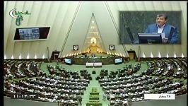 تذکر امیرخجسته به وزیر بهداشت در مورد حقوق پرستاران