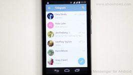 پاک کردن مخاطبین در تلگرام